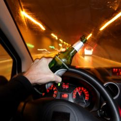 The Epidemic of Holiday Drunk Driving