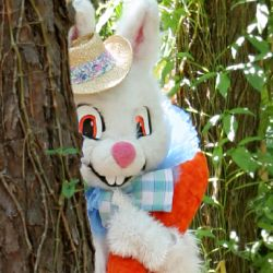 Secret History of the Easter Bunny: What They Don't Teach You in School