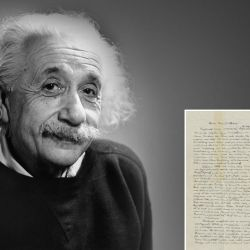 Einstein's Famous Letter Denouncing Religion to Sell for Over $1 Million at Auction