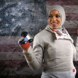 American Muslim Makes History In Rio