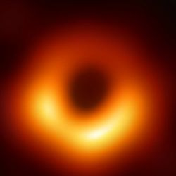 First-Ever Photo of Black Hole Revealed