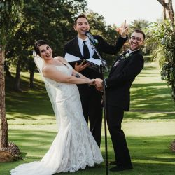 Why More Couples Want Friends or Family to Officiate Their Wedding