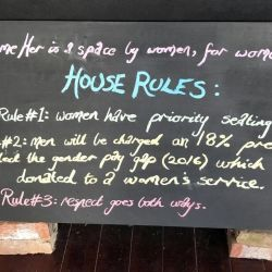 "Café ""Gender Tax"" Sparks Uproar"