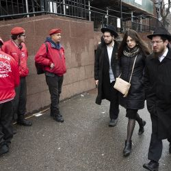 Vigilantes Flood Streets of NYC to Fight Anti-Semitism