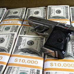 Guns for Greenbacks