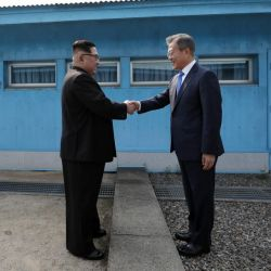 Finding Peace in a Hopeless Place: Korean Leaders Pledge End to War