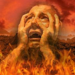 Belief in Hell Linked with Sadness