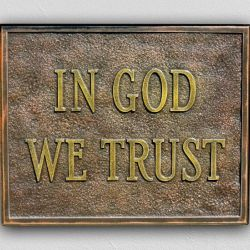 Atheist Groups Furious After Oklahoma House Passes Bill Requiring 'In God We Trust' Signs in All State Buildings