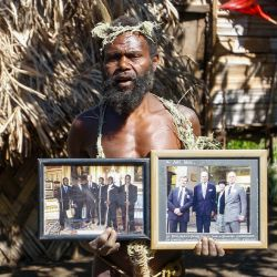 With Prince Philip's Death, Vanuatu Tribe Loses Their God