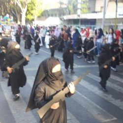 Indonesian School Apologizes for Dressing Kids up like ISIS Soldiers