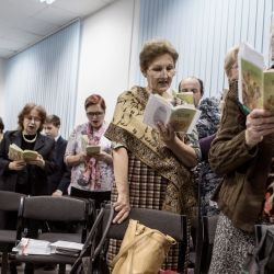 Russia Bans Jehovah's Witnesses Nationwide