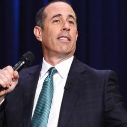 Does Jerry Seinfeld Hate Palestinians?