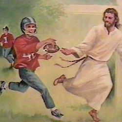 Sunday Service vs. Sunday Football - Pray or Play?