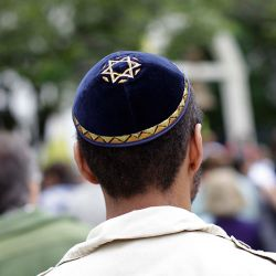 Study: Fearing Reprisal, One-Third of Jews Publicly Hide Their Faith