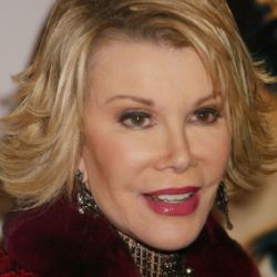 Joan Rivers Performs a Wedding with ULC Ordination