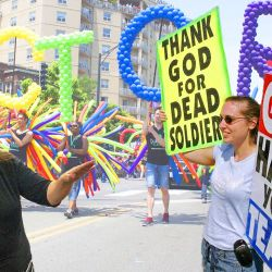 Westboro Baptist Church vs. Kim Davis