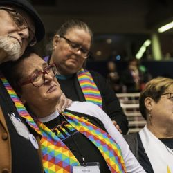 Methodist Church Votes to Keep Discriminating Against Gays