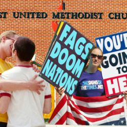 Should the Methodist Church Accept Gay People?