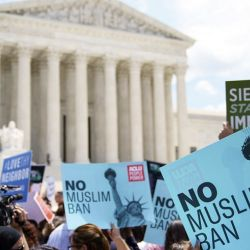 Does God Hate Immigrants? Religious Leaders Split Over Travel Ban