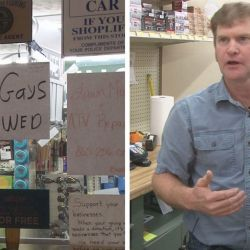 """No Gays Allowed"": Tennessee Store Owner Defends Discriminatory Policy in Wake of Supreme Court Ruling"