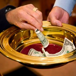 Woman Banned From Church for Not Tithing