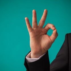 "The ""OK"" Hand Gesture Listed as a Hate Symbol"
