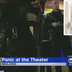 """If You Were To Die Tonight"": Preacher Terrorizes Moviegoers In Dark Theater"