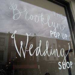 Pop-Up Wedding Chapel