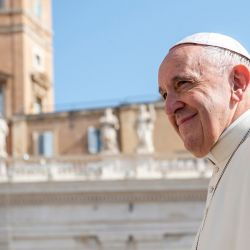 Pope Francis Calls for Laws Allowing Gay Couples to Form Civil Unions