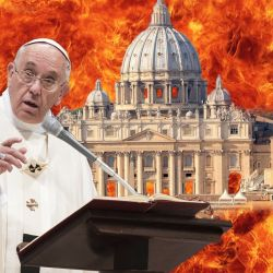 Pope Francis Doesn't Believe in Hell? Fake News, Says Vatican