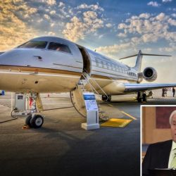 Televangelist Asks Followers to Pay for $54 Million Private Jet, Says God Wants Him to Have It