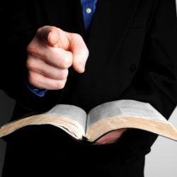 Church Sermons Being Used to Preach Politics