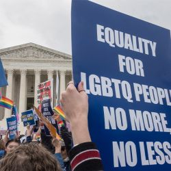 Is Marriage Equality at Risk? Supreme Court Questions Gay Marriage Ruling