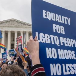 Is It Legal to Discriminate Against Transgender Employees? Supreme Court to Decide