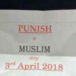 'Punish a Muslim Day' Letters Send Panic Through U.K.