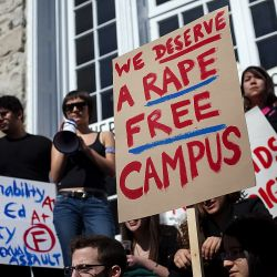 Injustice and Outrage: Sexual Assault at Religious Universities