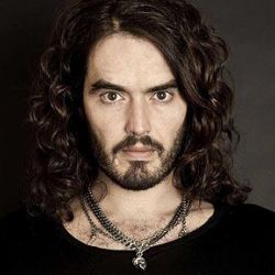 Russell Brand Performs Wedding Ceremony