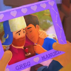 Gay Character in New Animated Disney Film Leaves Faith Groups Outraged
