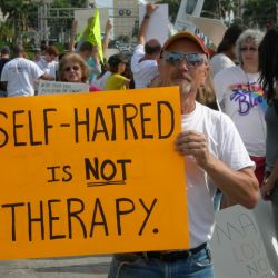 Is Conversion Therapy Finally Going Out of Style?