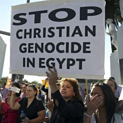 """Our Favorite Prey"": ISIS Killing Christians in Egypt"