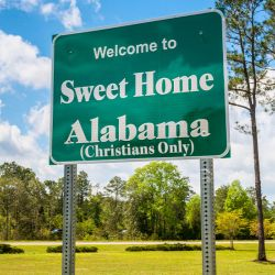 Sweet Home Alabama? Alabama Ranked One of Worst States for Religious Equality