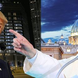 Pope Says Donald Trump isn't Christian - Does It Matter?