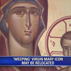 "Mystery Group Buys ""Weeping Virgin Mary"" Icon For $2.5 Million"