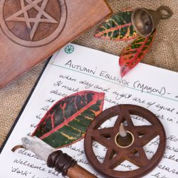 Wiccans Welcome Autumn with Mabon Festivities