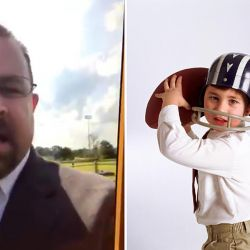 Youth Football Players Going to Hell, Preacher Claims in Wild Rant