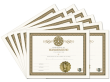 Certificate of Handfasting 10 Pack