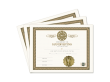 Certificate of Handfasting 3 Pack