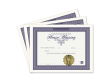 Certificate of House Blessing 3 Pack