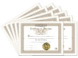 Certificate of Marriage 10 Pack