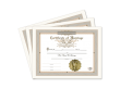 Certificate of Marriage 3 Pack